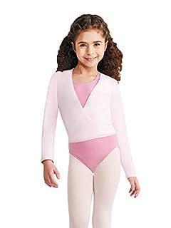 Capezio Big Girls' Classics Wrap Top, Pink, Large (B00E7FPFCM) | Amazon price tracker / tracking, Amazon price history charts, Amazon price watches, Amazon price drop alerts