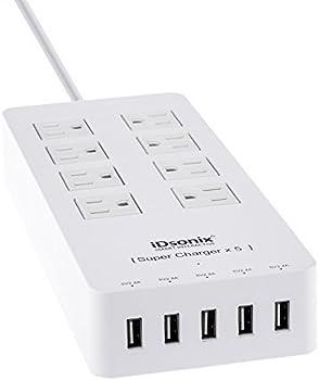 iDsonix 8 Power Socket Outlets