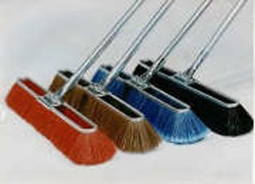 Bruske Products 2134CS4 Blue Brush with Handle Pkg. 4