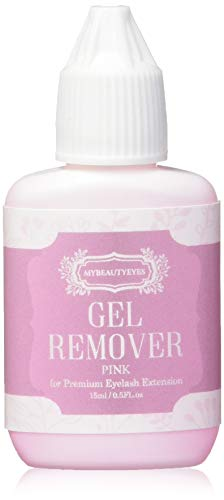 Gel Remover for Eyelash Extension/Quickly and Easily Removes Eyelash Extension Adhesive/Fast Dissolution Time / 15ml…