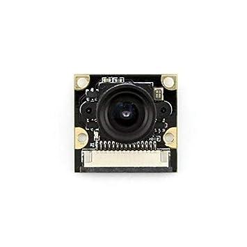 Lujianghuixin - Módulo de cámara para Raspberry Pi 3 Modelos B/A+/ ...