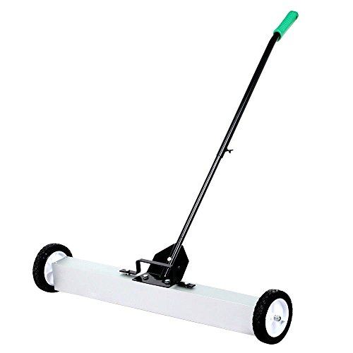 Roller Floor Sweeper Magnetic 36'' Heavy Duty Extra Wide Pick Up Push Broom Tool - Skroutz by Unknown