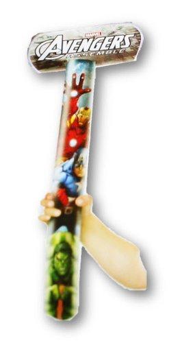 Amazon.com: Avengers Assemble hinchable Mazo – se infla a 26 ...