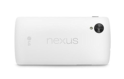 LG Google Nexus 5 D820 16GB Unlocked GSM 4G LTE Quad-Core Smartphone, White w/ 8MP Camera (Certified Refurbished) by LG (Image #4)