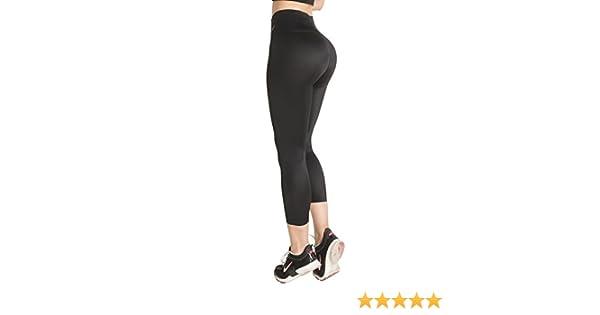 b71aceb7c Fiorella Shapewear Butt Lifter Leggings High Waist Capris Powernet Levanta  Cola Colombianos 401BB