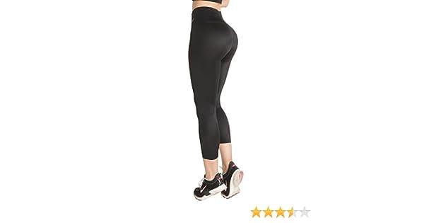9828c46f666 Amazon.com: Fiorella Shapewear Butt Lifter Leggings High Waist ...