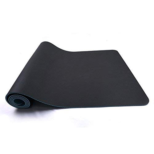 MEIDI Home Matte für Fitnessstudio Familie Yogamatte Yogamatte 6mm Eco Friendly Fitness Mat Yoga