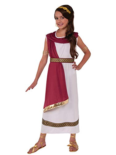 Forum Novelties Child's Greek Goddess Costume, -