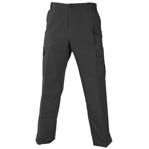 Propper Men's Uniform Tactical Pant, Black, 36'' X - Uniform Tactical Mens