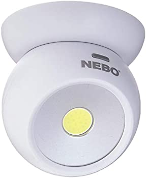 Nebo 2-Pack of Wireless 360 Degree Rotating Area Light