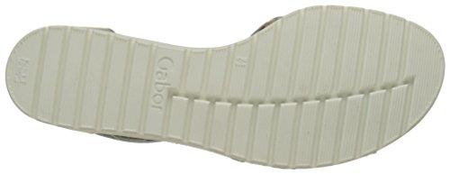 Cinturino Alla Caviglia Moda Donna Gabor, Grigio Beige (pietra / Delfino 41)