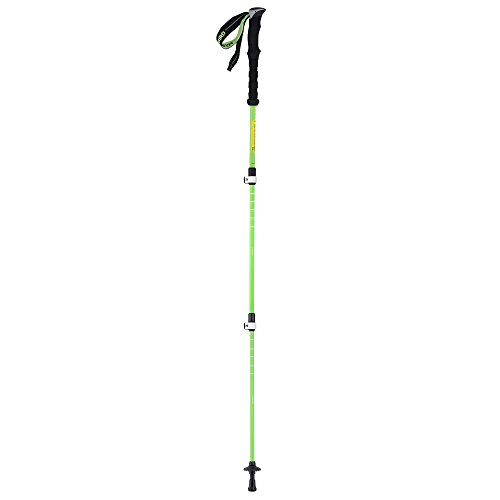 OUTAD Ultralight Carbon Fiber External Quick Lock Trekking Pole/Walking Stick/Alpenstock, 1 Stick
