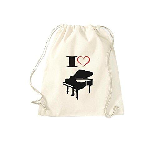 Concert Ailes Beige Piano Sac I Neutre De Musique Gym Shirtstown Love xHYza0Sw