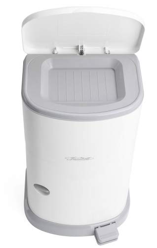 JANM280DAEA - AKORD Slim Adult Diaper Disposal System, White]()
