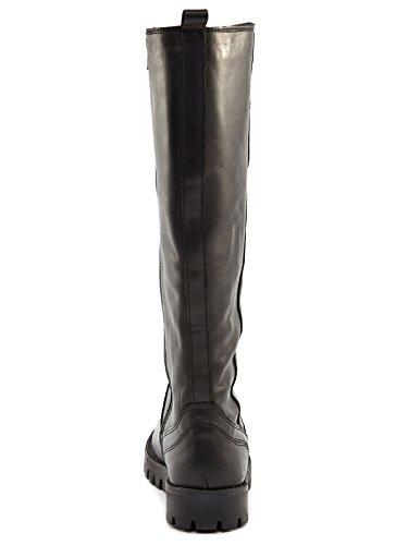 BULLBOXER 709502 Stiefel 38 schwarz