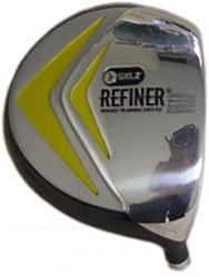 - ReFiner 460cc Hinged Driver, Standard Grip - Mens Right Hand