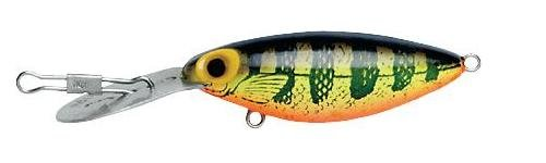 Hot Shot Fishing - Storm Original Hot N Tot 05 (Naturistic Perch, Size- 2)