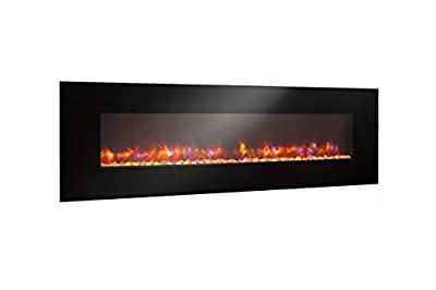 GreatCo Gallery Series Wall Mount/Built-in Electric Fireplace