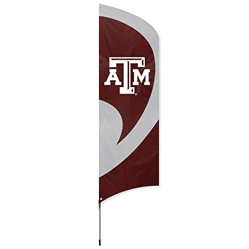 Party Animal NCAA Texas A&M Aggies College Tailgating Flag Kit