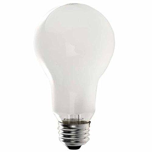 Eiko 00040 - BBA Photoflood Light Bulb 120V 250W Inside Frosted A-21 E26 (Inside Frosted Light Bulb)