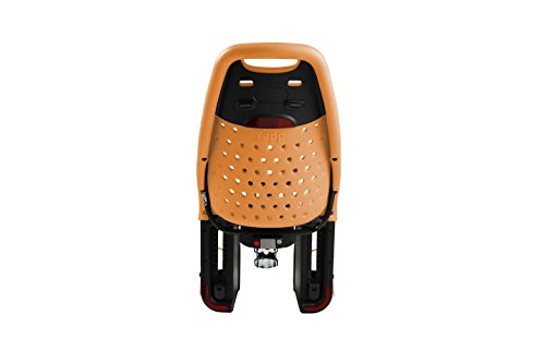 Thule Yepp Maxi Child Bike Seat-Orange by Thule (Image #1)