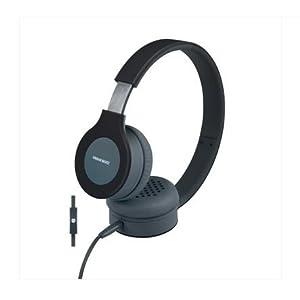 Urban Beatz Flux Headphone with Mic - Black
