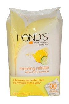 ponds-moisture-clean-towelettes-exfoliating-renewal-28-ct