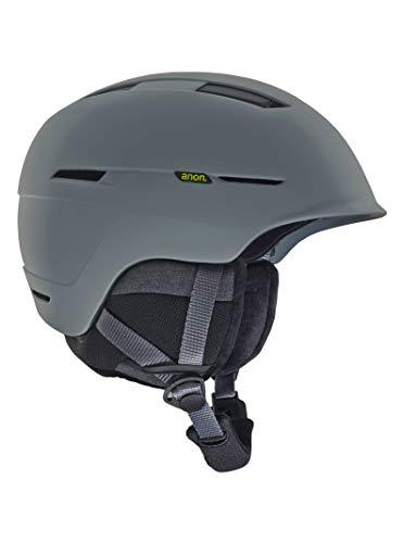 Anon Men's Invert Helmet, Gray, Large