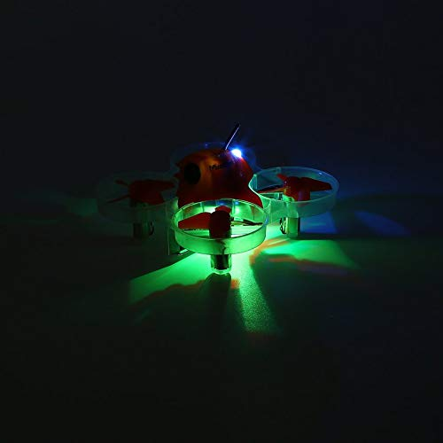 Wikiwand Mirarobot S85 5.8G 25mW 600TVL Camera Tiny Micro Indoor FPV RC Racing Drone by Wikiwand (Image #3)