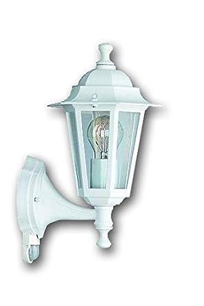 Top Weiße Außenlampe mit Bewegungsmelder von Philips Massive YU14