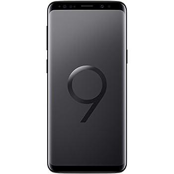 Samsung Galaxy S9 SM-G960F/DS Dual Sim 128GB/4GB - GSM ONLY - Factory  Unlocked International Version - No Warranty in The US (Black)