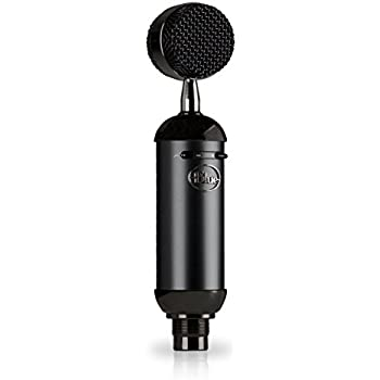 blue spark blackout sl xlr condenser mic for pro recording and streaming 137. Black Bedroom Furniture Sets. Home Design Ideas