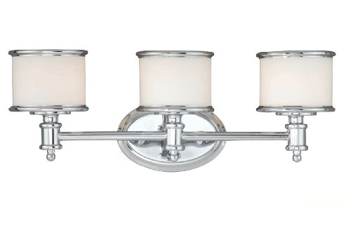 New 3 Light Bathroom Vanity - 9