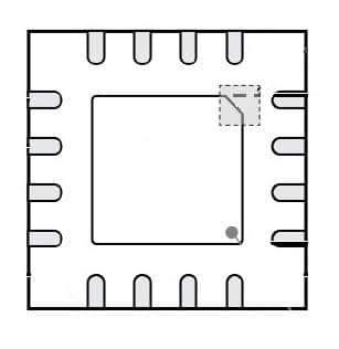 Attenuators EPDigital Attenuator Pack of 1 (HMC470ATCPZ-EP-PT)