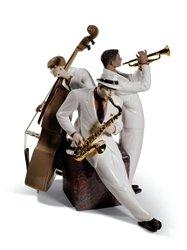(Lladro Porcelain Figurine Jazz Trio Limited Edition)