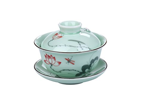 Used, I-MART China Traditional Teacup/Chinese Tea Cup/Gaiwan for sale  Delivered anywhere in USA