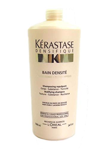 Kerastase Densifique Bain Densite Shampoo - 1000ML