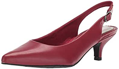 Easy Street Womens Faye Red Size: 5 US / 5 AU