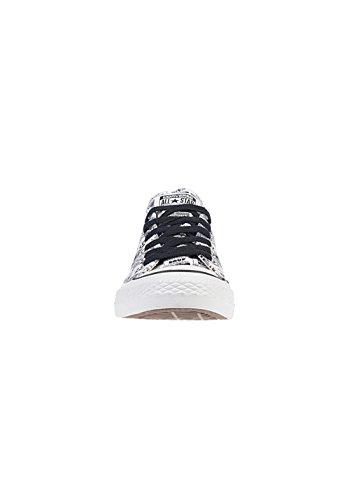 Converse Zapatillas All Star Prem Ox Warhol Black/White Multi - Campbells Soups