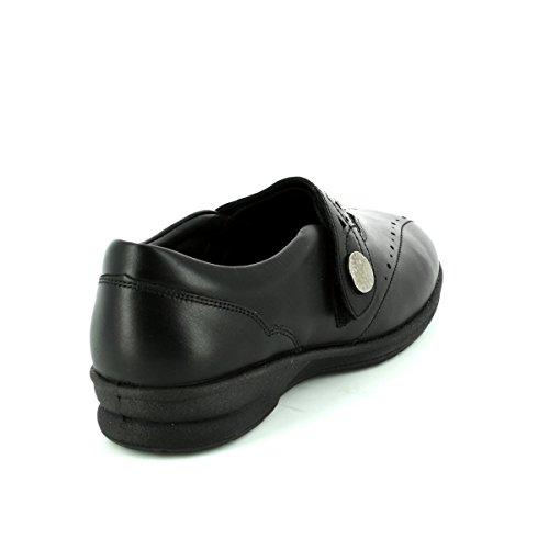Padders Casual Shoes Womens Kirsten Black 2 77Bv41