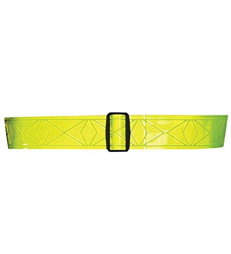 Yellow High Visibility Reflective Belt