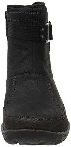 Strap Merrell Murren Waterproof Blackblack Mujer de para Botas Nieve Negro a54qT5