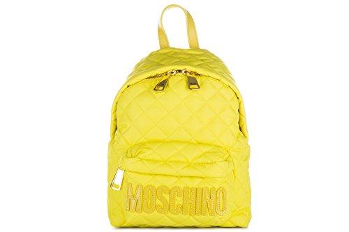 moschino-womens-rucksack-backpack-travel-yellow