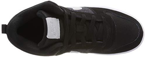 Platinum De 007 Para pure Grey black gs Niños Baloncesto Mid Zapatos Court Se Negro Borough cool Nike YqHaOW