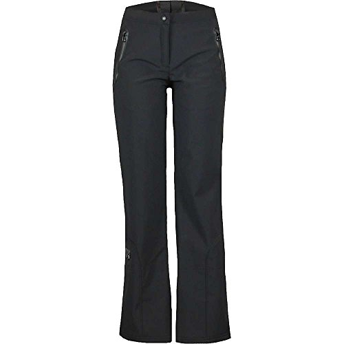 Ladies Boulder (Boulder Gear Tech W/B Softshell Pant - Women's Black 12)