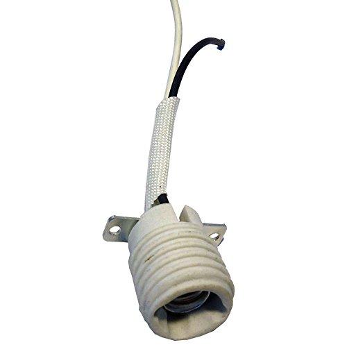 Breeze Light (Harbor Breeze 60-Watt White Lamp Socket)