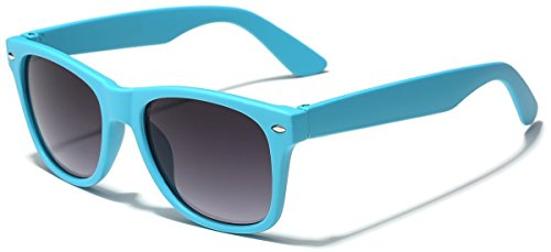 Kids Sunglasses (Kids Soft Frame Sunglasses AGE 3-12 - Turquoise)