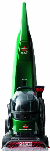 Bissell 66E1 DeepClean Lift-Off Deep Cleaning Carpet Shampoo