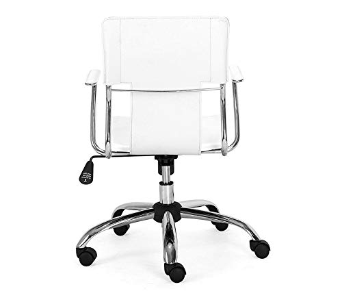 Zuо Mоdеrn Trafico Office Chair, White ()
