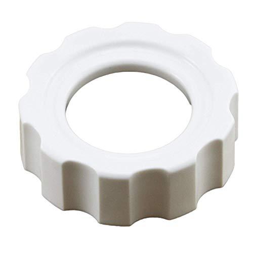Whirlpool W115422 Stand Mixer Food Grinder Attachment End Cap Genuine Original Equipment Manufacturer (OEM) Part